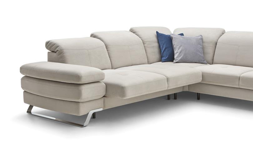 Угловой диван Ферручи