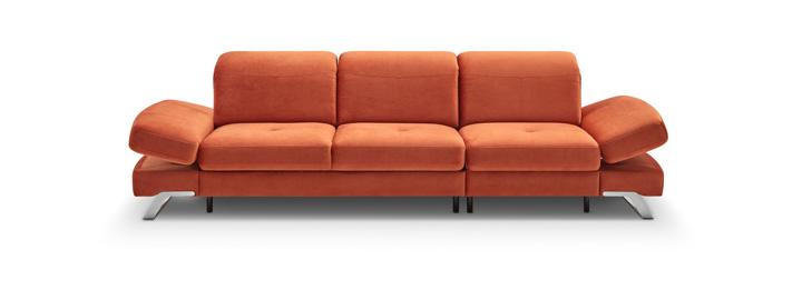 Прямой диван Ферручи список разделов - Roshe