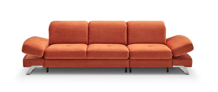 Прямой диван Ферручи