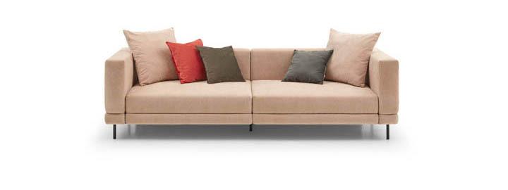 Прямой диван Керол список разделов