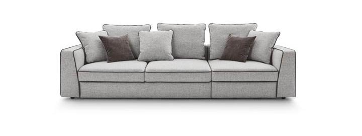Прямой диван Картье3 список разделов
