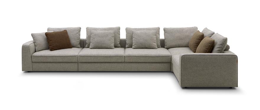 Угловой диван Картье
