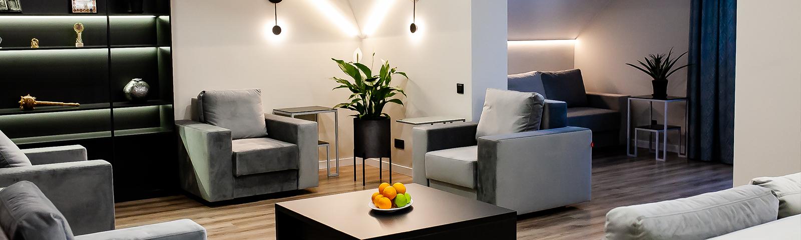 Как мягкая мебель ROSHE создает комфортное пространство для бизнеса и отдыха проект статья