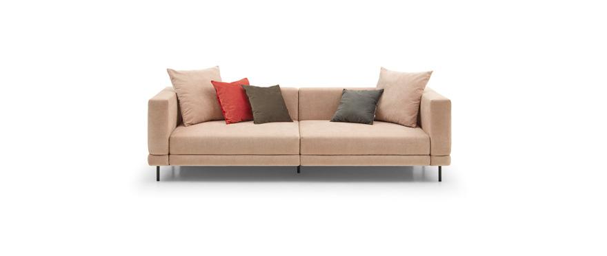Прямой диван Керол 2